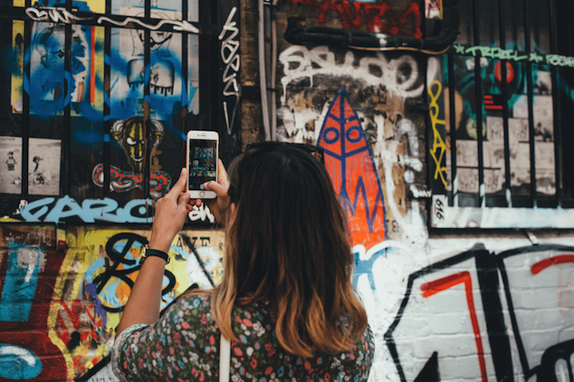 Growing your brand via Instagram