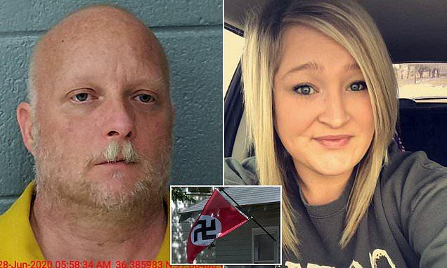 Alexander Feaster Oklahoma Neo Nazi and Kyndal McVey