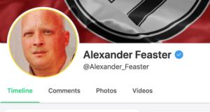 Alexander Feaster Oklahoma Neo Nazi