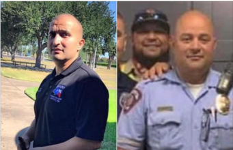 Ismael Chavez & Edelmiro Garza McAllen cops