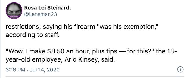 Arlo Kinsey Kansas