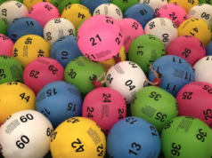 Strategy to predict lottery winning balls