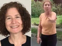 Susan Schulz Montclair aka Permit Karen