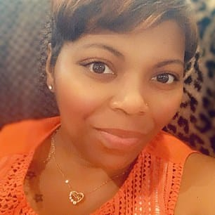 Takelia Hill black woman