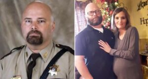 Arkansas County Sheriff Todd Wright & Desiree Middlebrooks