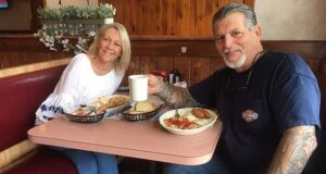 Brian and Debbie Brindisi, Lakeside Diner