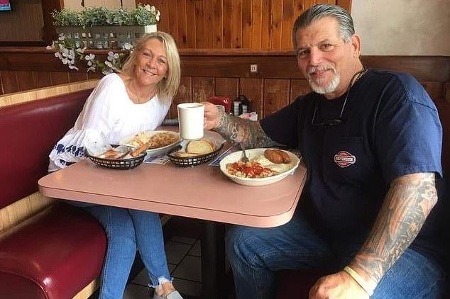 Brian and Debbie Brindisi, Lakeside Diner