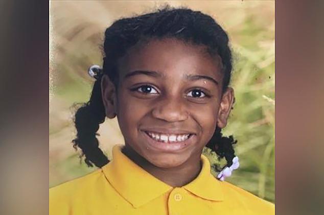 Jayla Jones Miami 11 year old girl