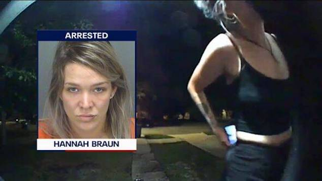 Hannah Braun St Petersburg, Florida woman