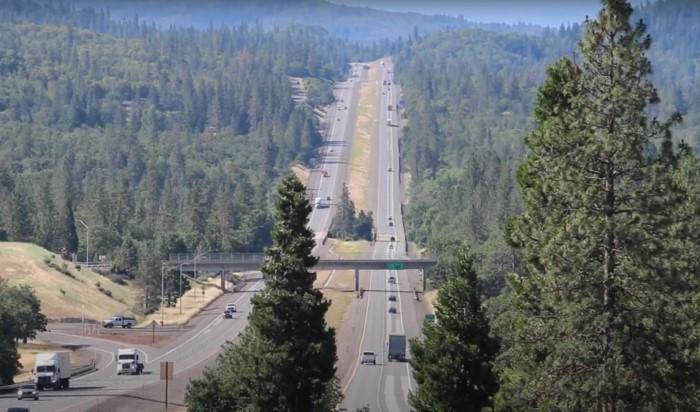 Interstate 5 Oregon highway shootings