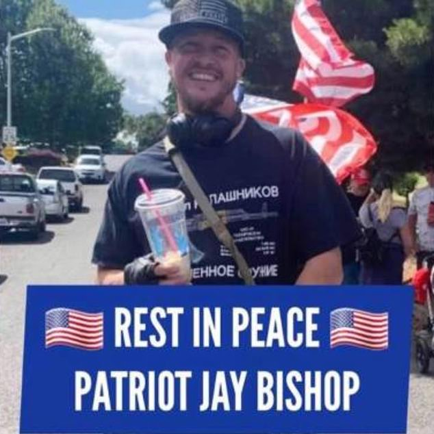 Jay Bishop Patriot Prayer