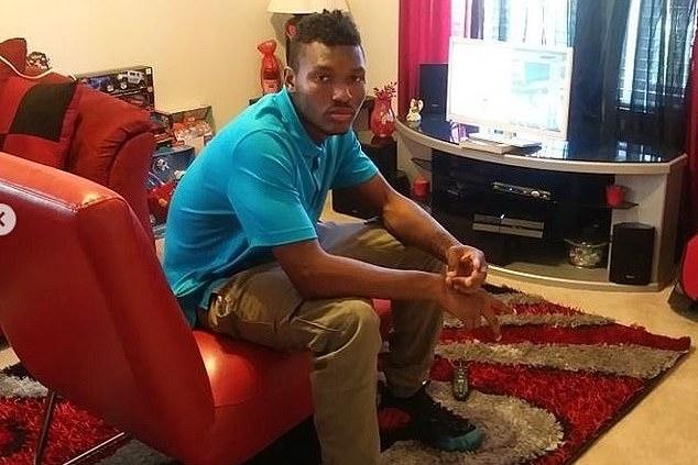 Desmond Armond Joshua