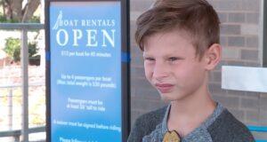 Oklahoma foster care boy, Jordan,9