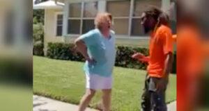 Orlando Karen racist rant