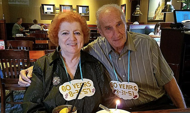 Larry and Vicki Freda die from COVID-19