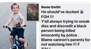 Rome Smith NJ detention officer