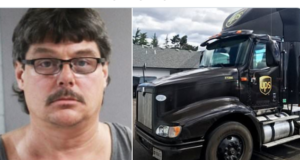 Kenneth Ayers UPS driver