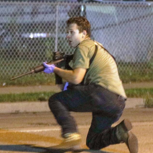 Kyle Rittenhouse Kenosha teen gunman