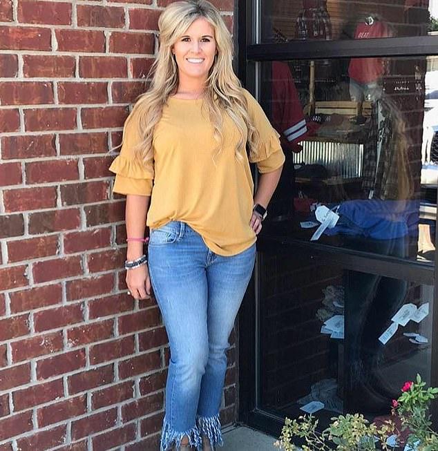 Sydney Sutherland Arkansas jogger