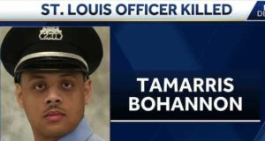 Tamarris Bohannon St. Louis Police Officer