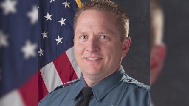 Colorado Springs Sgt. Keith Wrede