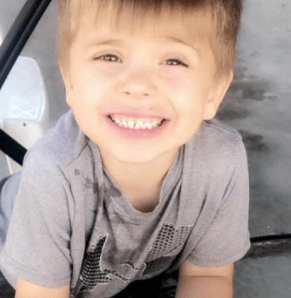Cannon Hinnant Wilson, N.C 5 year old boy