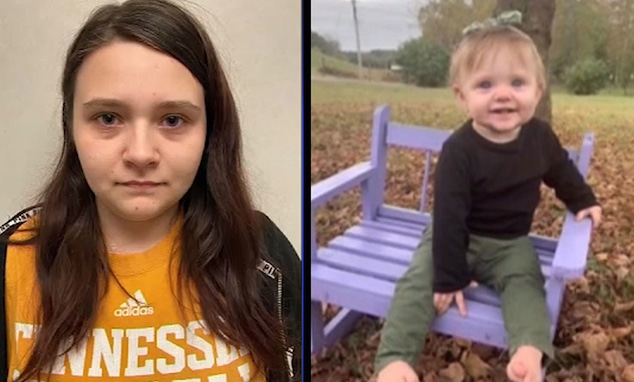 Megan Boswell Tennessee mother charged