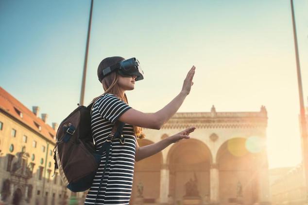 virtual travel destinations
