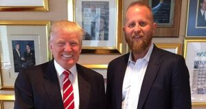 Brad Parscale Trump campaign manager