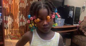 Jaylynn Evans COVID toddler