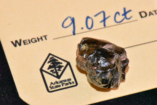 Kevin Kinard diamond find