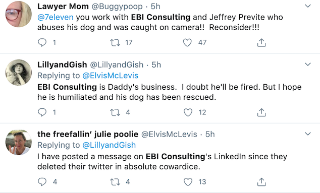 Jeffrey Previte CEO of EBI Consulting