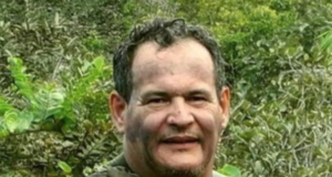 Rieli Franciscato Brazilian expert on Amazon tribes
