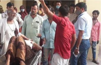 Indian man cuts pregnant wife Anita Devi stomach