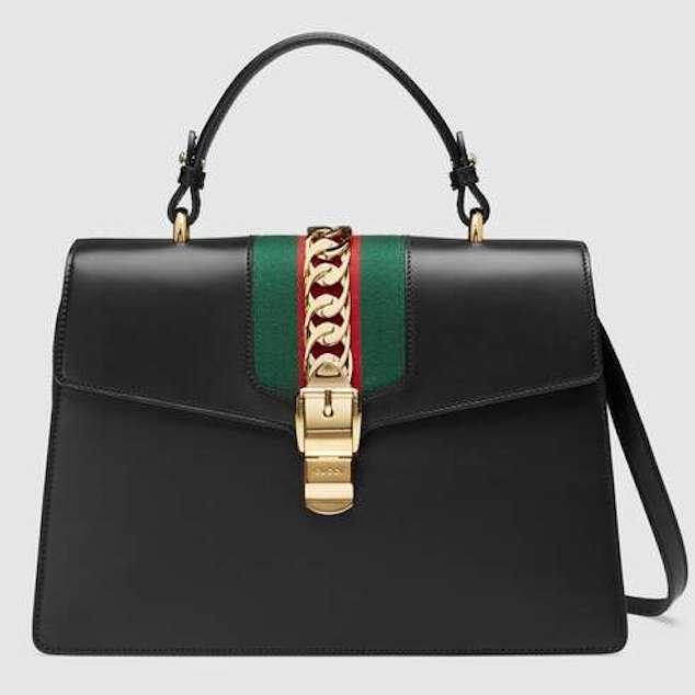 The Gucci Sylvie handbag