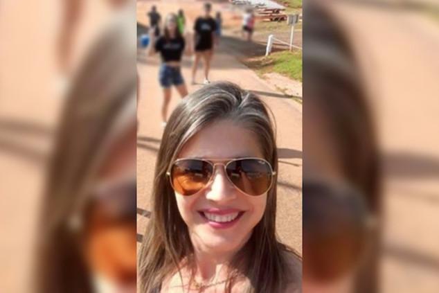 amanda ferreira brazil woman drowning
