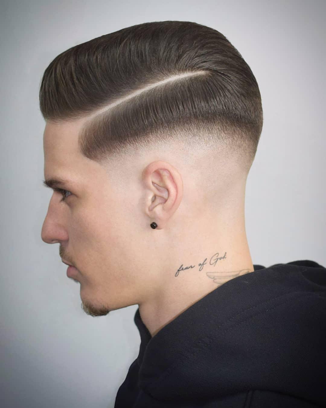The Trendiest Short Haircuts For Men