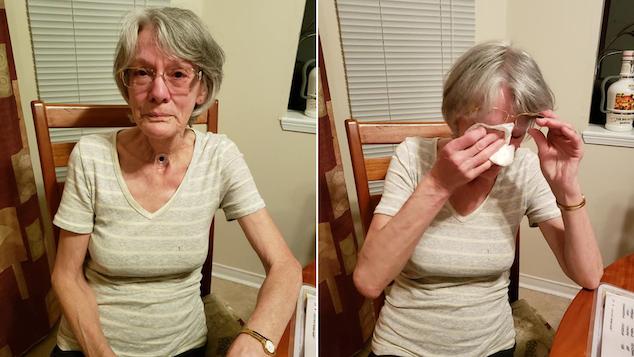 Elaine Arbeau Ontario cancer sufferer