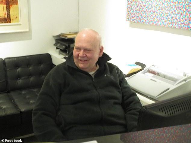 Andre Zarre NYC art dealer