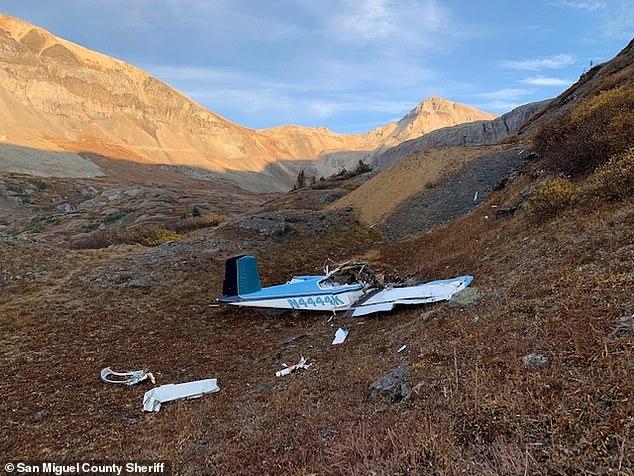 Florida couple honeymooning in Colorado killed in plane crash.