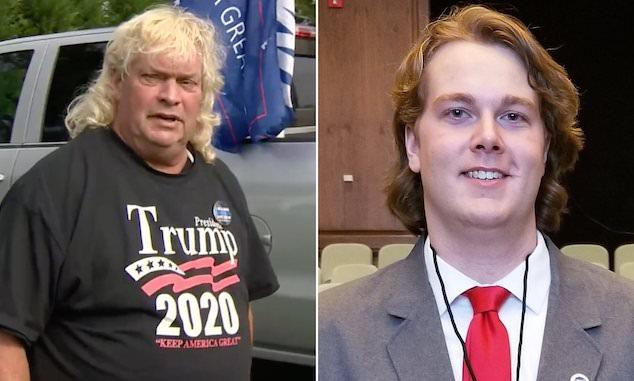 Douglas Kuhn Maryland Biden supporter
