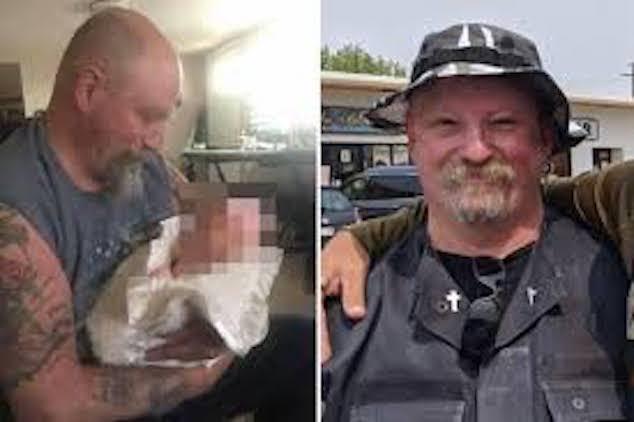Lee Keltner Denver Patriot militia protester