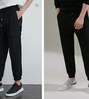 How to Wear Joggers: