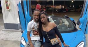 Micahia Taylor &Johnny Richardson Detroit couple