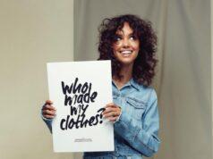 Sustainable denim jeans