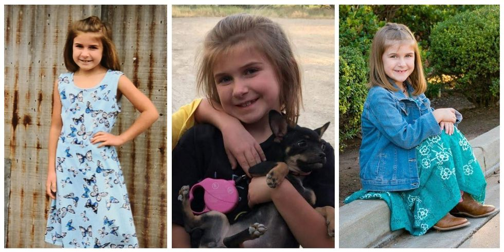jaylin schwarz texas 8 year old girl
