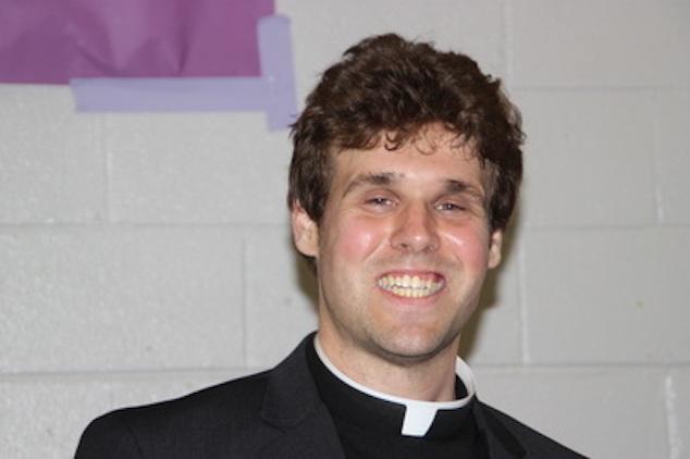 Rev. Travis Clark New Orleans priest