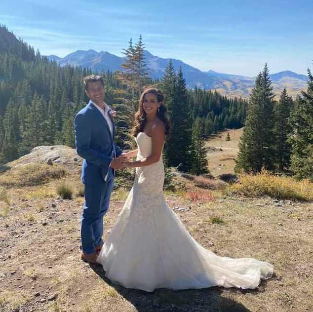 Costas John Sivyllis &Lindsey Vogelaar.