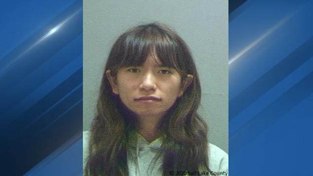 Draper Utah woman stabs ex girlfriend