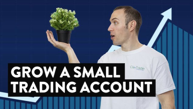 Growing a Small Trading Account